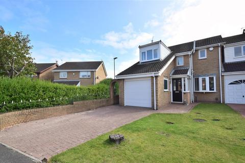 4 bedroom link detached house for sale - Goldlynn Drive, East Moorside, Sunderland