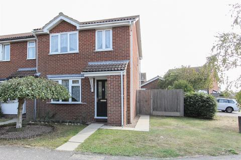 3 bedroom terraced house for sale - Primrose Way, Chestfield, Whitstable