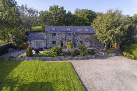 4 bedroom barn conversion for sale - Llanrhaedr Ym