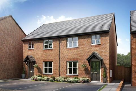 3 bedroom semi-detached house for sale - The Gosford - Plot 103 at Burleyfields, Stafford, Martin Drive ST16