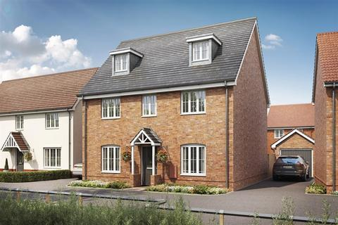 5 bedroom detached house for sale - The Garrton- Plot 28 at Orchid Grove, Chapelwent Road CB9
