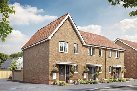 2 bedroom end of terrace house for sale - The Belford- Plot 299 at Northfield View, Chilton Leys , Brooke Way IP14