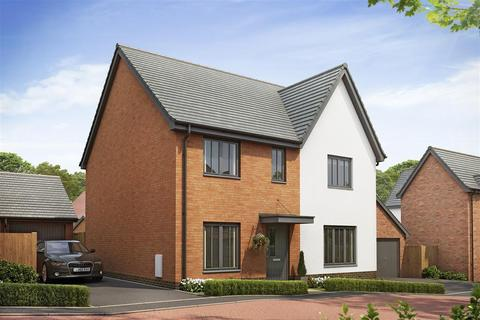 4 bedroom detached house for sale - The Shelford- Plot 114 at Castle Keep, Fairfield Road IP13
