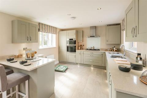 4 bedroom detached house for sale - The Langdale- Plot 123 at Castle Keep, Fairfield Road IP13