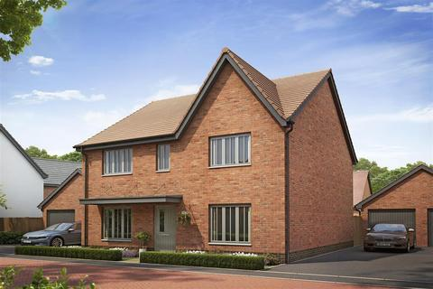 4 bedroom detached house for sale - The Thornford- Plot 119 at Castle Keep, Fairfield Road IP13