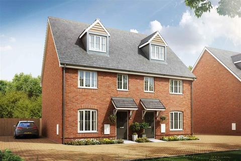 3 bedroom semi-detached house for sale - The Crofton- Plot 377 at Lark Grange, Mount Road IP32