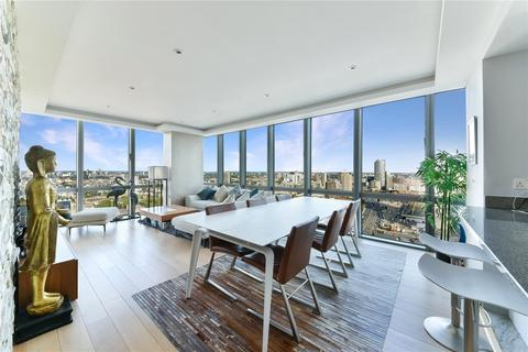 2 bedroom flat for sale - West India Quay, 26 Hertsmere Road, Canary Wharf, London, E14