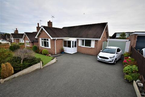 2 bedroom detached bungalow for sale - Snowdon Drive, Wrexham