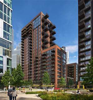 1 bedroom flat for sale - Embassy Gardens, Ponton Road, Nine Elms, Vauxhall, London, SW8
