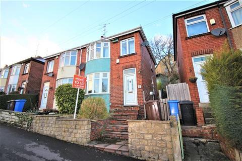 2 bedroom semi-detached house to rent - Daniel Hill Terrace, Upperthorpe, Sheffield, S6 3JE