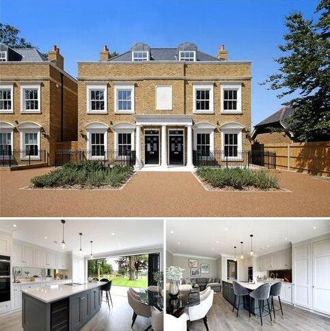 4 bedroom semi-detached house for sale - Lime Tree Villas, London Road, Sunningdale, Ascot, SL5