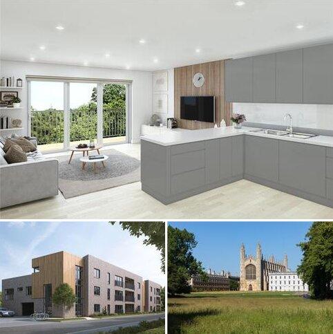 3 bedroom apartment for sale - Capital Park Point, Fulbourn, Cambridge, CB21