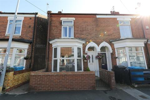 2 bedroom end of terrace house for sale - Belvoir Street, Hull