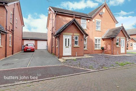 3 bedroom semi-detached house for sale - Park Mills Close, Nantwich