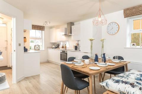 3 bedroom semi-detached house for sale - Plot 305, Ashurst at Hunters Wood, Eastern Way, Melksham, MELKSHAM SN12
