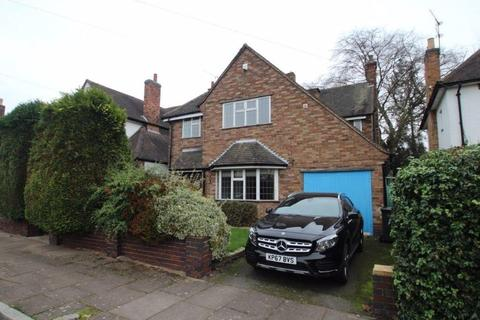 4 bedroom detached house to rent - Shirley Avenue, Stoneygate, Leicester, LE2 3NA