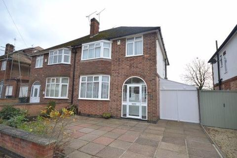 3 bedroom semi-detached house to rent - Meadvale Road, Knighton, Leicester, LE2 3WP