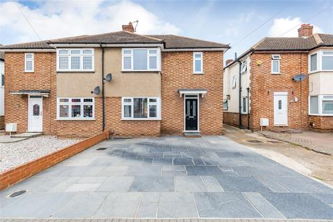 3 bedroom semi-detached house for sale - Abbs Cross Lane, Hornchurch, RM12