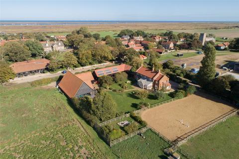 5 bedroom equestrian property for sale - The Street, Morston, Holt, Norfolk, NR25