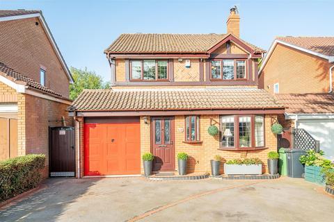 4 bedroom detached house for sale - Poplar Crescent, Stourbridge, DY8 3BA