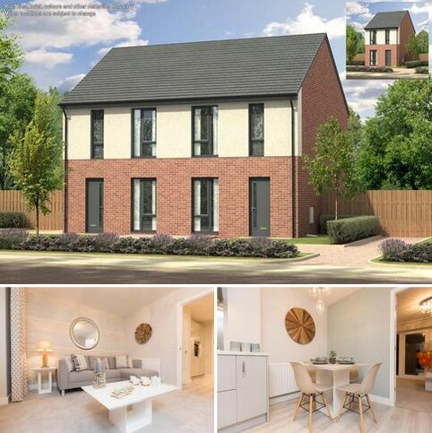 3 bedroom semi-detached house for sale - Plot Plots 18&19, The Holly at Wayside Point, Plot 18,19 Wayside Point NE61