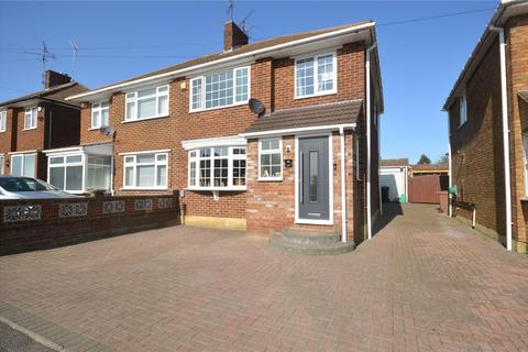 3 bedroom semi-detached house for sale - Cranbrook Drive, Luton, Bedfordshire, LU3