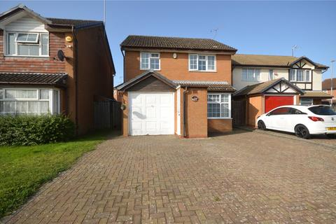 3 bedroom detached house for sale - Kirby Drive, Luton, Bedfordshire, LU3