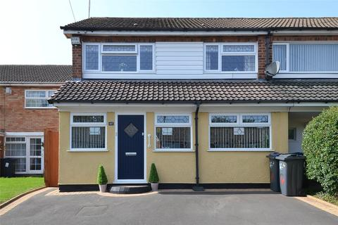 3 bedroom end of terrace house for sale - Chesterfield Close, Northfield, Birmingham, B31