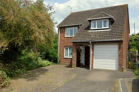 4 bedroom detached house for sale - Roblin Close, Stoke Mandeville