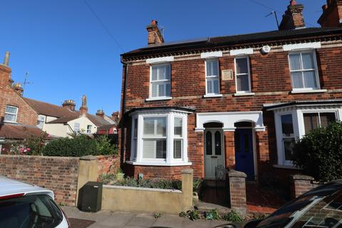 3 bedroom semi-detached house to rent - Sandhurst Place, Bedford, Bedfordshire, MK42