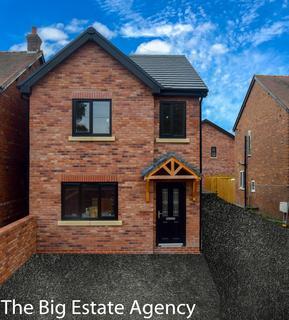3 bedroom detached house for sale - Welsh Road, Garden City, Deeside, CH5