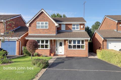 4 bedroom detached house for sale - Charlcote Crescent, Wistaston, Crewe