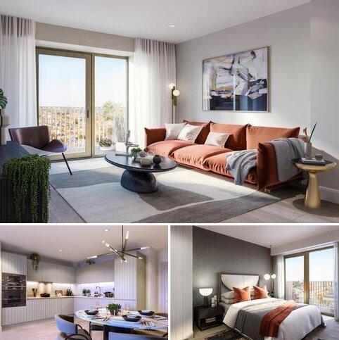 1 bedroom flat for sale - Royal Eden Docks, 12 Western Gateway, Royal Docks, London, E16 1Y