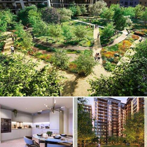 1 bedroom flat for sale - C4.01.01, Royal Eden Docks, 12 Western Gateway, Royal Docks, London, E16 1Y