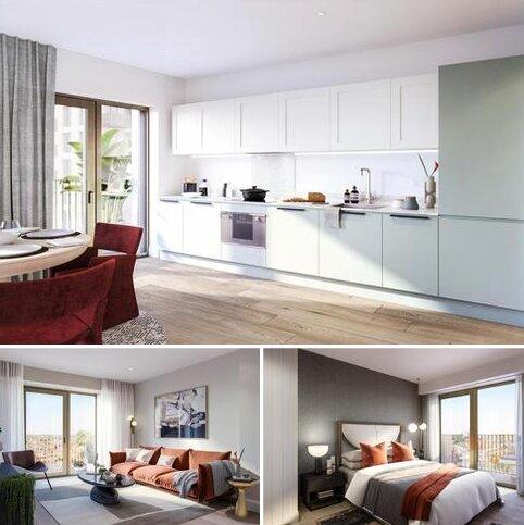 3 bedroom flat for sale - Royal Eden Docks, 12 Western Gateway, Royal Docks, London, E16
