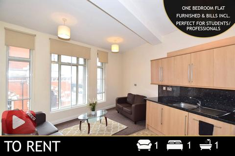 1 bedroom apartment to rent - Bishop Street, Leicester, LE1