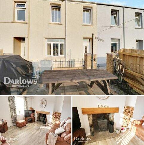 3 bedroom terraced house for sale - Whitworth Terrace, Tredegar