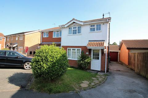 3 bedroom semi-detached house to rent - Whitemoor Drive, Solihull, B90