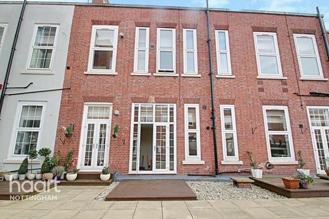 4 bedroom townhouse for sale - Peel Street, Nottingham
