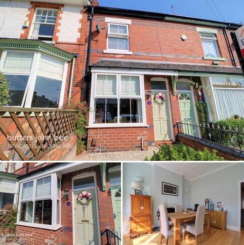 3 bedroom terraced house for sale - Albert Terrace, Newcastle