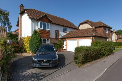 4 bedroom detached house for sale - Edwards Meadow, Marlborough, Wiltshire, SN8
