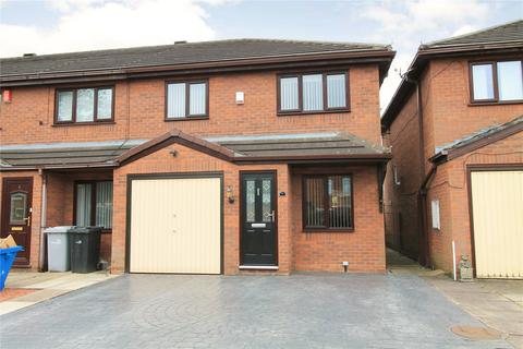 3 bedroom end of terrace house for sale - Bedford Court, Crewe, Cheshire, CW2