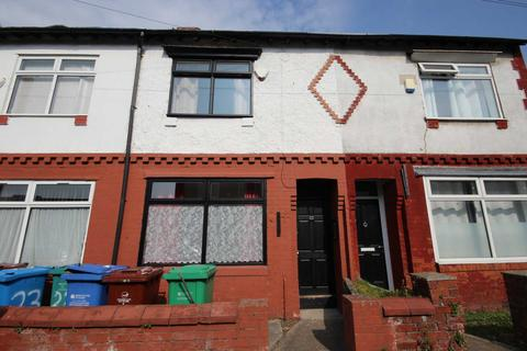 4 bedroom terraced house to rent - Kingswood Rd, Fallowfield