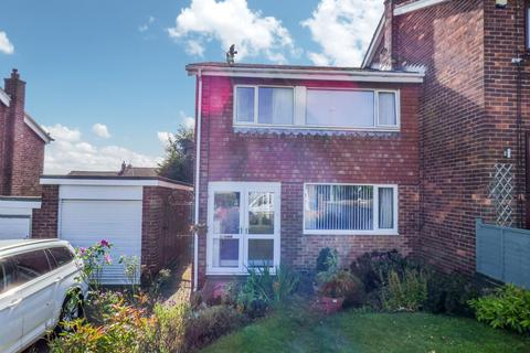 3 bedroom semi-detached house for sale - Byron Close, Ouston, Chester Le Street, Durham, DH2 1JR