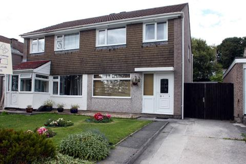 3 bedroom semi-detached house to rent - Oak Road, Bishopsmead, Tavistock  PL19