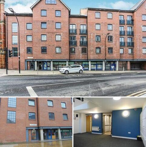 1 bedroom apartment to rent - CITY WHARF, 1 NURSERY STREET , SHEFFIELD S3