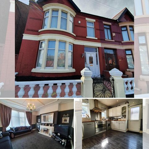 4 bedroom semi-detached house for sale - Queens Drive, Liverpool, Merseyside, L4 6SJ