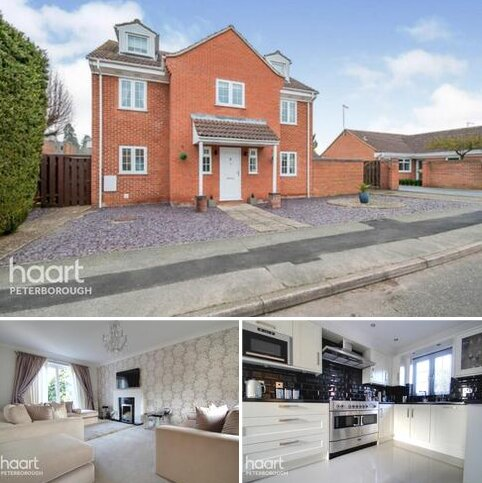 5 bedroom detached house for sale - Lady Lodge Drive, Peterborough