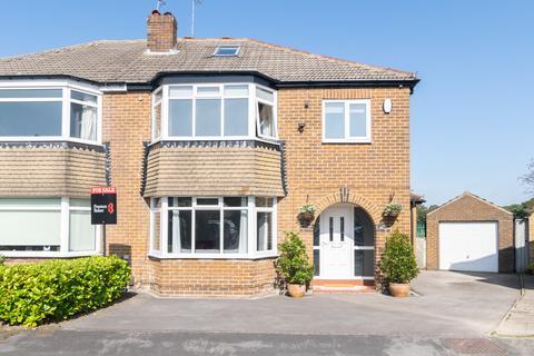 3 bedroom semi-detached house for sale - Primley Park Court, Leeds, LS17
