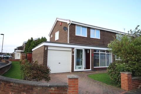 3 bedroom semi-detached house for sale - Selkirk Way, North Shields, Tyne and Wear, NE29 8DD